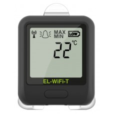 WiFi Temperature Data Logger