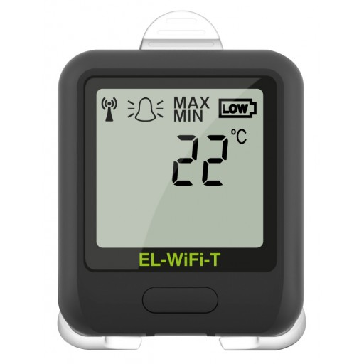 Enregistreur de température avec WiFi