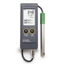 Waterproof pH/mV Meters
