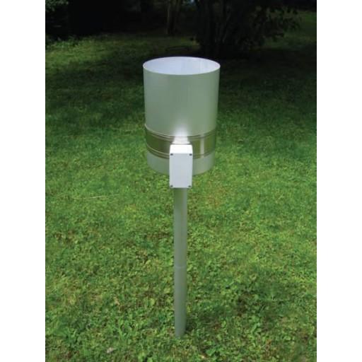 Pluviomètre industriel RGA avec enregistreur de données RainLog 2