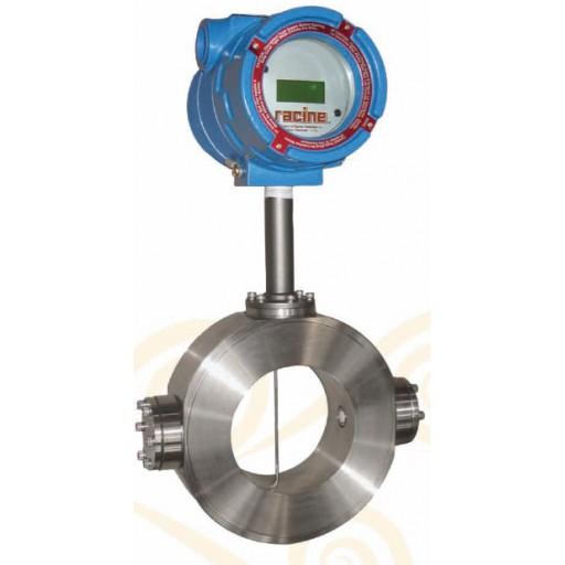 Wafer-Style Gas Flowmeter
