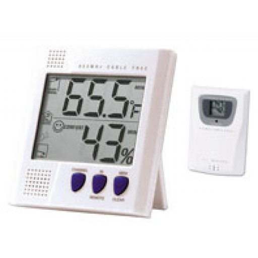 Wireless Temperature/Humidity Instrument