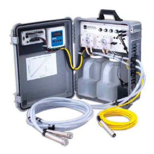 Echantillonneur d'eau portatif pour la qualité de l'eau