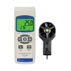 Anemometer Recorder SD Card