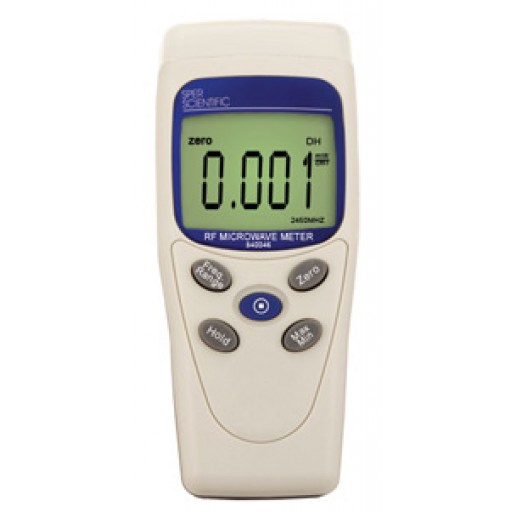 Electromagnetic frequency meter (RF)