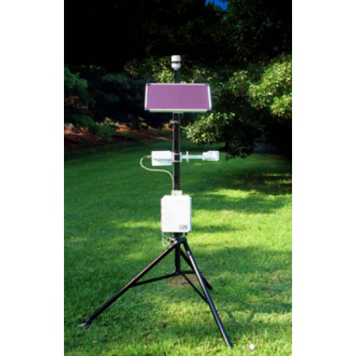Portable, Automated Weather Station