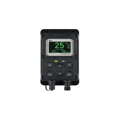 Anémomètre / Alarme et contrôleur