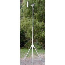 Tripod weather station