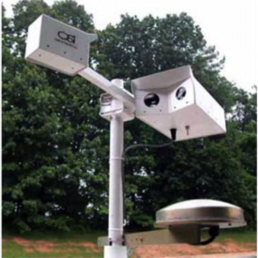 Senseur météorologique et de visibilité