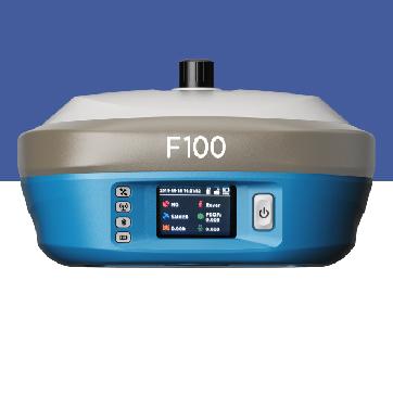Geneq-f100 GNSS / RTK RECEIVER