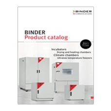 Binder catalog