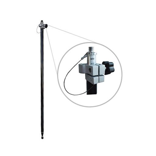 Telescopic Carbon Fiber GPS Pole