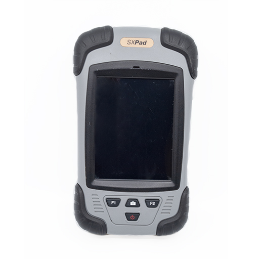SXPAD HANDHELD COMPUTER WITH SKYTRAQ GPS
