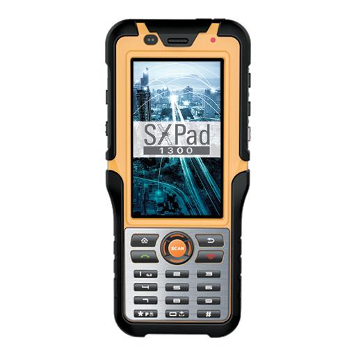 Ordinateur de poche robuste SXPad 1300