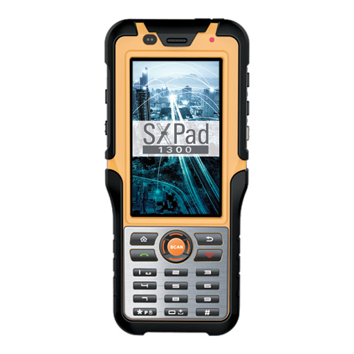 Rugged Handheld SXPad 1300