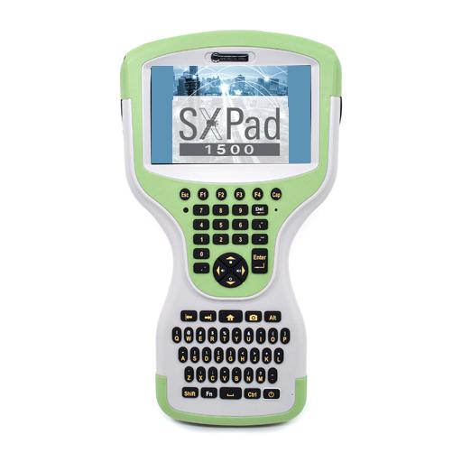 Collecteur de données GPS SXPad 1500