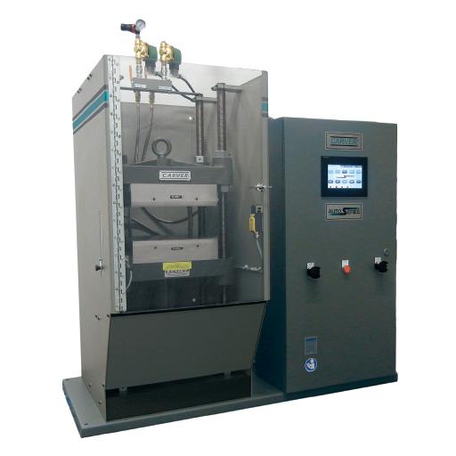 Presses hydrauliques automatiques et compactes