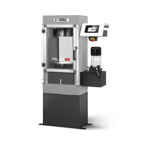 2000kN Pilot Compact-Line automatic compression machine