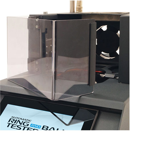 Automatic Ring and Ball Tester