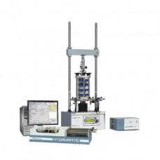 Système de tests triaxiaux automatiques - AUTOTRIAX EmS