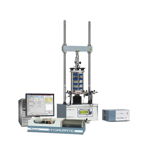 Automatic Triaxial Tests System - AUTOTRIAX EmS