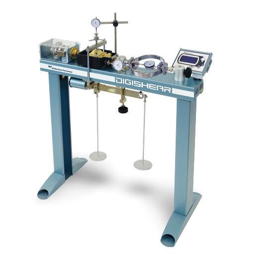 Machine de test de cisaillement direct et résiduel DIGISHEAR