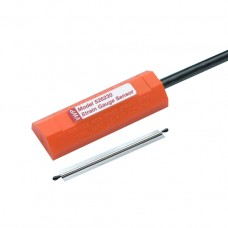 Strain gauge for measuring surface