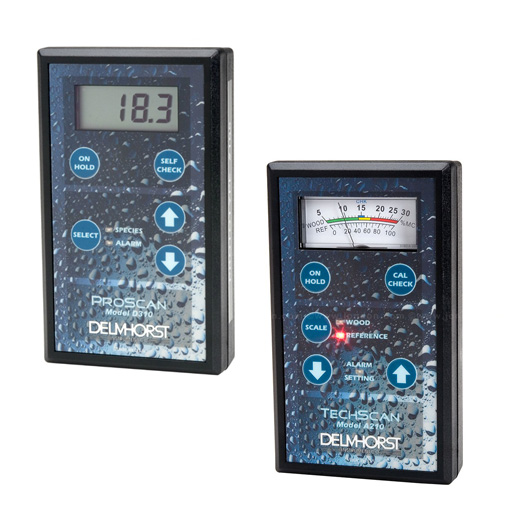 Pinless Moisture Meters