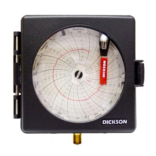 Enregistreur de pression portable de 4 pouces