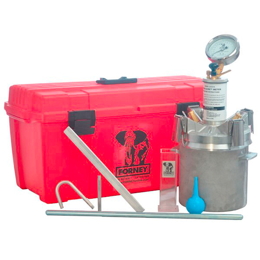 Forney air meter Set