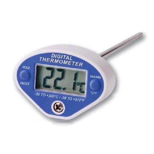 Calibratable thermometer