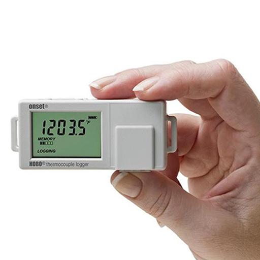 Enregistreur de données de thermocouples HOBO de type J, K, T, E, R, S, B, N