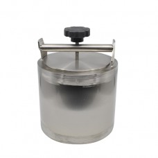 Stainless Steel Micro Deval Jar