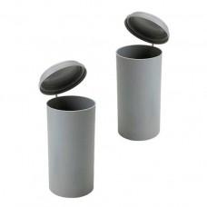 "4"" x 8"" Single-use Plastic Cylinder Mold"