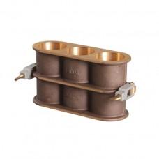 Moule pour le béton en bronze