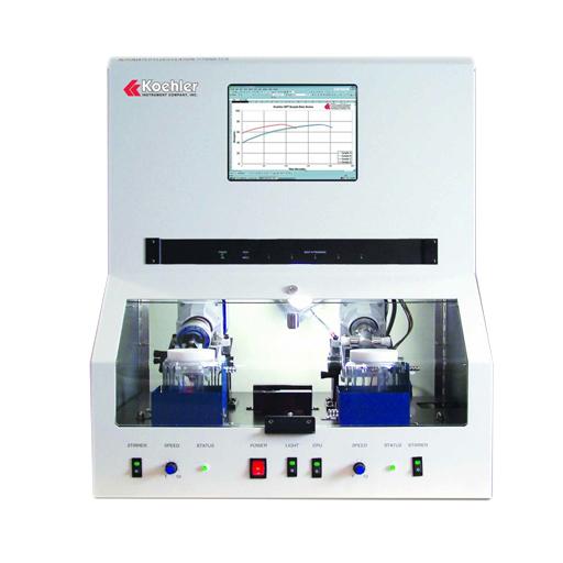 Titrimètre à floculation automatique
