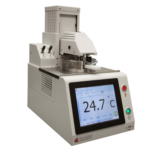 Automatic Pensky-Martens Closed Cup Flash Point Tester | Geneq