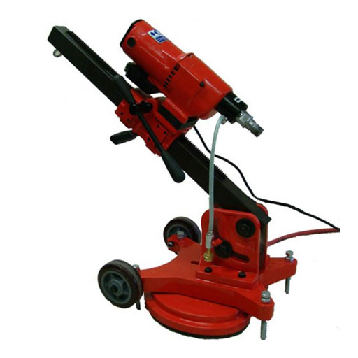 Electric Core Drill Vacuum Base Angle Drilling