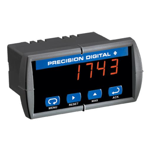 Low-Cost Temperature Digital Panel Meter