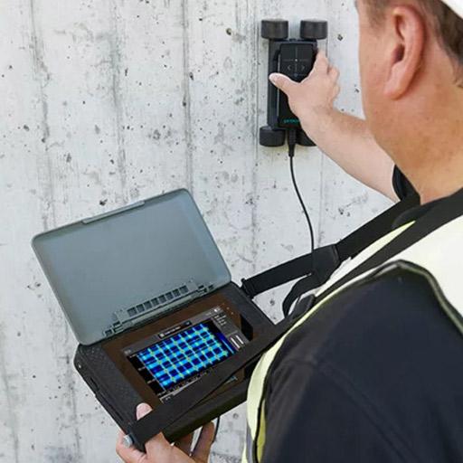 Détecteur des barres d'armature Profometer 630 AI