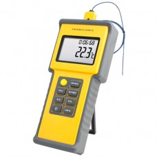 Thermomètre à thermocouple de type K