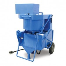 Concrete Mixer Pan Type