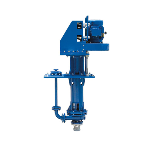 Double Suction Vertical Pump