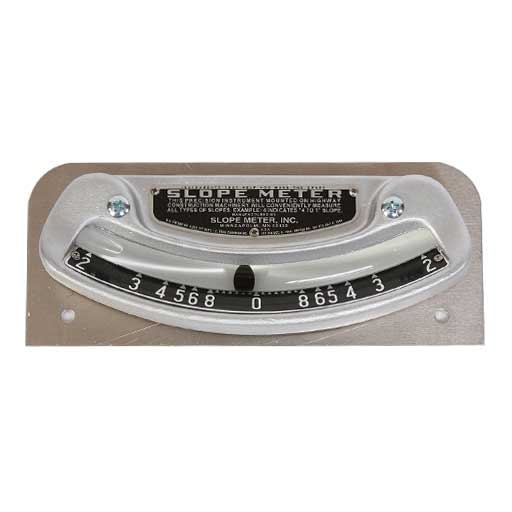 Inclinomètre mécanique