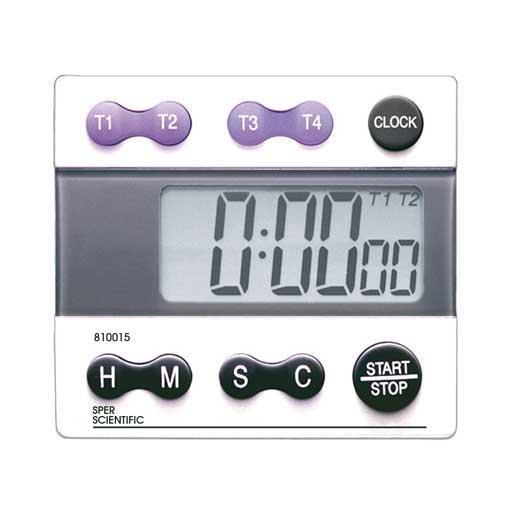 Chronomètres et minuteries