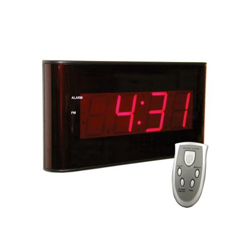 Large LED Display Wall Clock