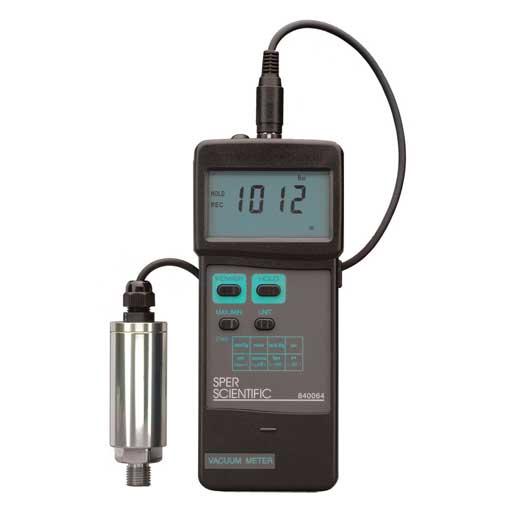Vacuum gauge