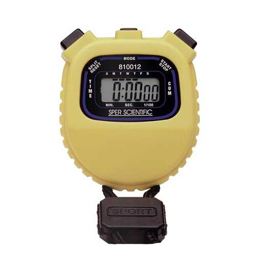 Chronomètre résistant à l'eau