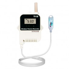 All-in-One Wireless Temperature and Humidity Loggers