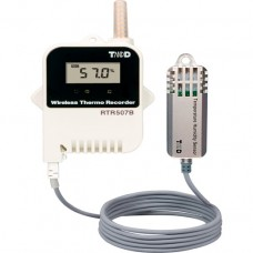 Wireless Temperature and Humidity Loggers RTR-507B